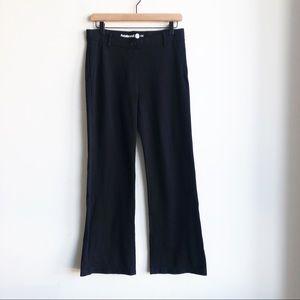 Betabrand Dress Pant Yoga Pant Boot Cut Classic MP